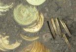 Buried Coin Treasure