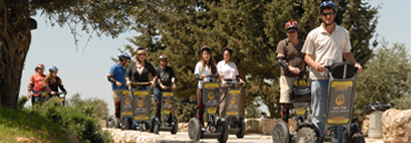 segway tour french